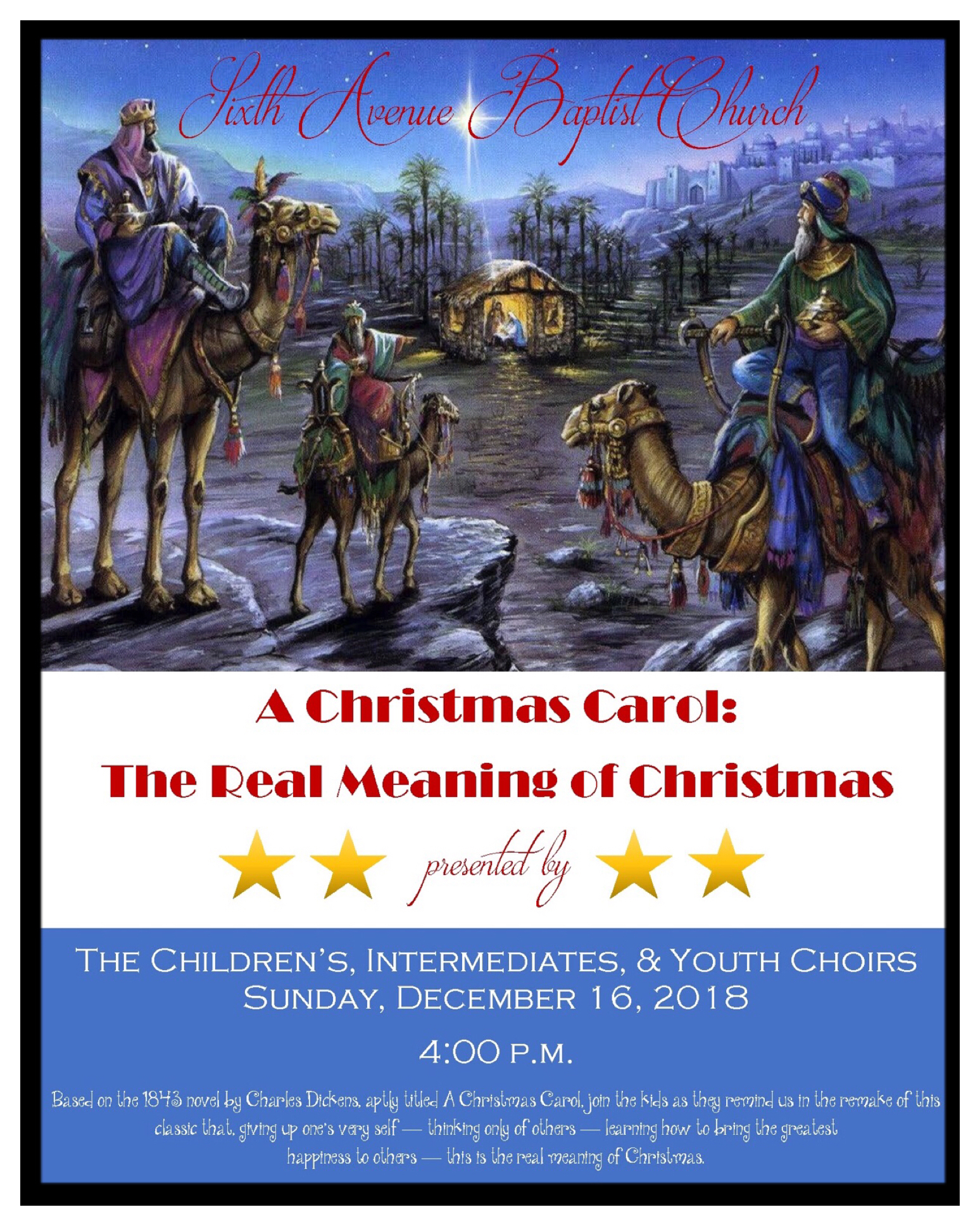 Christmas Carol Meaning.A Christmas Carol The Real Meaning Of Christmas