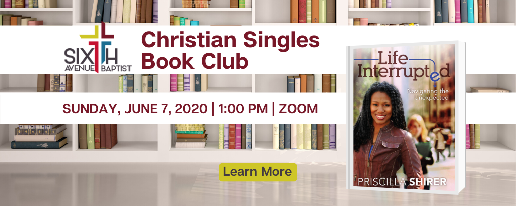 Copy of FB Event Cover 6th Ave - Christian Singles Book Club-June (1)