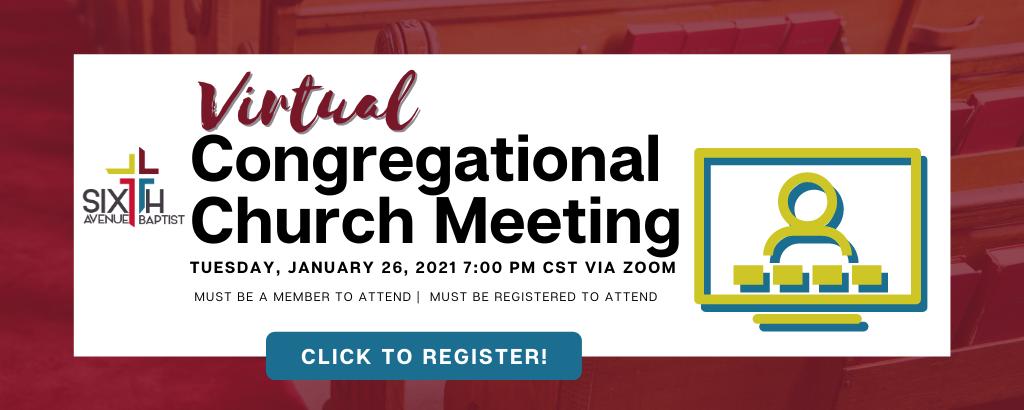 Congregational Church Meeting-WebBanner